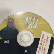 Cine: SD619 JUNGLE FEVER SOLO DISCO DVD. Lote 297046108