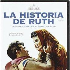 Cine: LA HISTORIA DE RUTH DVD. Lote 297046493