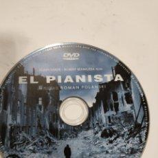 Cine: SD624 EL PIANISTA SOLO DISCO DVD. Lote 297046593