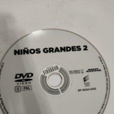 Cine: SD625 NIÑOS GRANDES 2 SOLO DISCO DVD. Lote 297046648