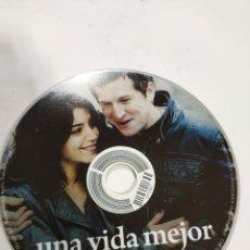 Cine: SD627 UNA VIDA MEJOR SOLO DISCO DVD. Lote 297046808