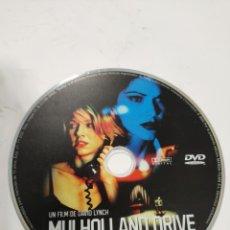 Cine: SD629 MULHOLLAND DRIVE SOLO DISCO DVD. Lote 297047198