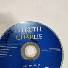 Cine: SD630 LA VERDAD SOBRE CHARLIE SOLO DISCO DVD. Lote 297047323