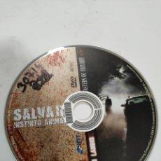 Cine: SD631 SALVAJE INSTINTO ANIMAL SOLO DISCO DVD. Lote 297047413