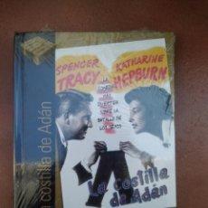 Cine: PELICULA-LIBRO DVD LA COSTILLA DE ADAN, NUEVA. Lote 297049498