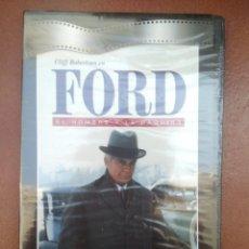 Cine: PELICULA DVD FORD EL HOMBRE Y LA MAQUINA, NUEVA. Lote 297049748