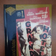 Cine: PELICULA DVD - LIBRO GRAND HOTEL CON GRETA GARBO. Lote 297052293