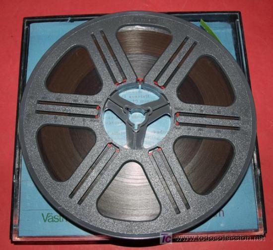 PELICULA SUPER 8 MM 120 METROS (Cine - Películas - Super 8 mm)