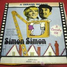 Cine: PELICULA SIMON SIMON SUPER 8 MM 120 METROS. Lote 10717726
