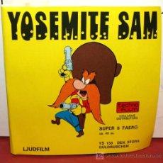 Cine: PELICULA YOSEMITE SAM SUPER 8 MM . Lote 8732874