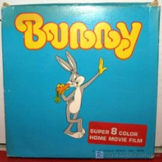 Cine: PELICULA BUS BUNNY SUPER 8 MM . Lote 8733434