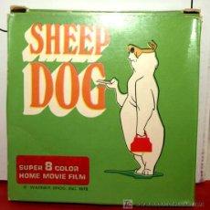 Cine: PELICULA SHEEP DOG SUPER 8 MM . Lote 8746768
