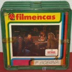 Cine: EXTASIS (1978) - LARGOMETRAJE 4 X 140 MTS. Lote 9310281