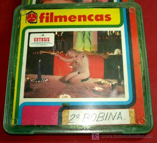 Cine: EXTASIS (1978) - LARGOMETRAJE 4 X 140 MTS - Foto 2 - 9310281