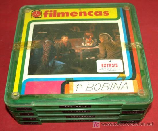 Cine: EXTASIS (1978) - LARGOMETRAJE 4 X 140 MTS - Foto 3 - 9310281