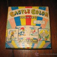 Cine: CASTLE COLOR MOVIES AMERICAS CAPITAL. Lote 14243203