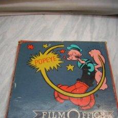 Cine: PELICULA SUPER 8 POPEYE CULTIVADOR DE ESPINACAS FILM OFFICE . Lote 27484648