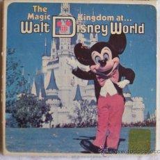 Cine: PELICULA SUPER 8. THE MAGIC KINGDOM AT WALT DISNEYWORLD. Lote 28574767