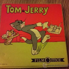 Cine: PELICULA SUPER 8 TOM & JERRY . Lote 24884028