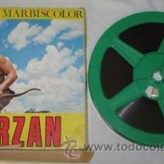 Cine: VISIONES MARBISCOLOR, TARZÁN, SONORO, EN ESPAÑOL. Lote 27265279