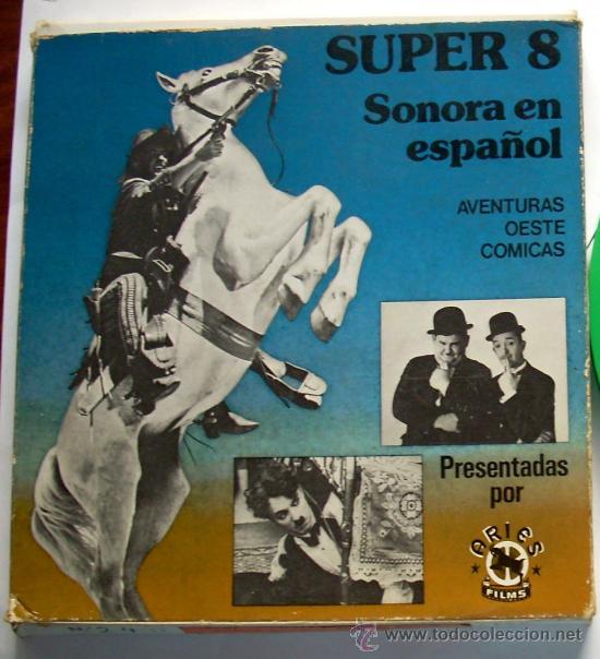 EL GORDO Y EL FLACO--NOCHE DE DUENDES--Nº 2036--AÑO APROX:1975 (Cine - Películas - Super 8 mm)