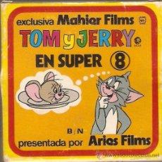 Cine: PELICULA SUPER 8MM TOM Y JERRY - Nº 9 EL CONCERTISTA DESCONCERTADO. Lote 35553319