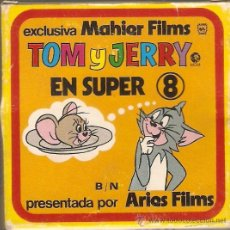 Cine: PELICULA SUPER 8MM TOM Y JERRY - Nº 2 EL HUERFANITO. Lote 52740700