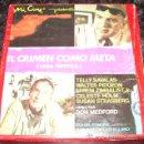 Cine: EL CRIMEN COMO META (COSA NOSTRA, ARCH ENEMY OF THE FBI, DON MEDFORD, 1967). Lote 37283573