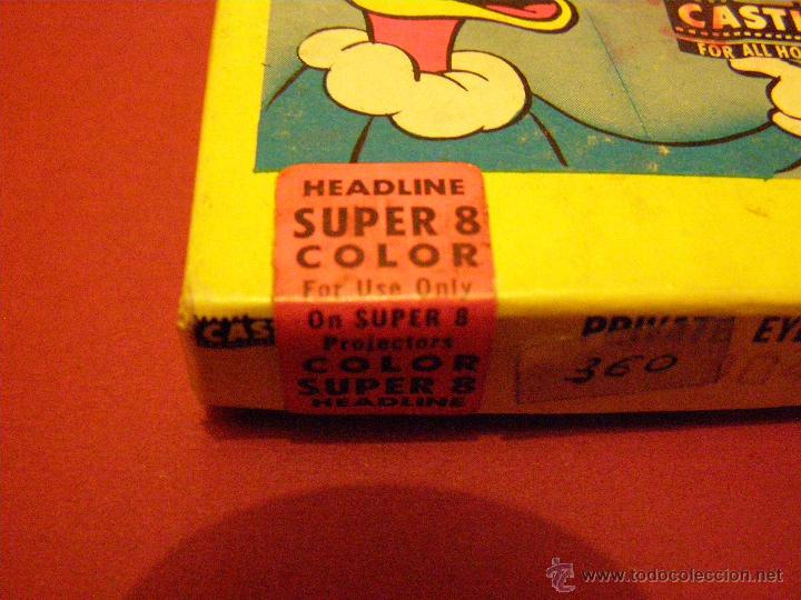 Cine: Película super 8mm. Woody WoodPecker - El pájaro loco - Castle Films - - Foto 6 - 40361727