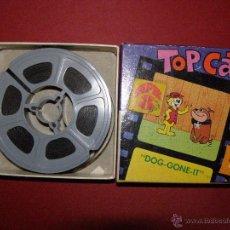 Cine: PELÍCULA SUPER 8 - 8 MM. - TOP CAT - DON GATO - DOG-GONE IT - CASTLE FILMS -. Lote 40361815