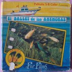 Cine: EL BALLET DE LAS ANÉMONAS EDUARDO ADMETLLA . Lote 40782276