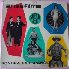 Cine: CARMELITA SPRINT SONORA EN ESPAÑOL ARIES FILMS . Lote 40782443