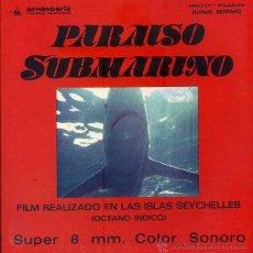 Cine: SUPER 8. PARAISO SUBMARINO.. Lote 40798995