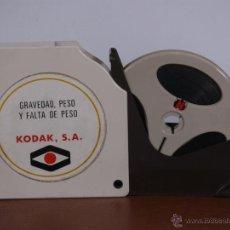 Cine: PELICULA DIDACTICA KODAK SUPER 8 DE 60 METROS SONORA TITULO GRAVEDAD PESO Y FALTA DE PESO. Lote 40939892