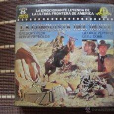 Cine: LA CONQUISTA DEL OESTE - SUPER 8. Lote 42257840