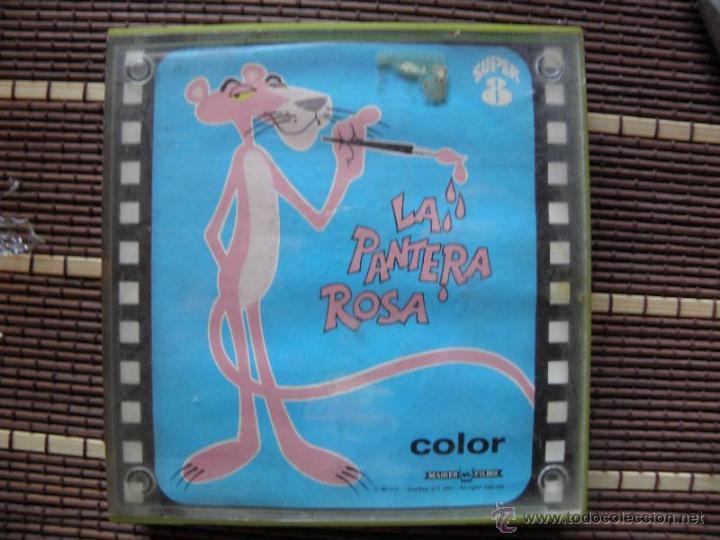 LA PANTERA ROSA - SUPER 8 (Cine - Películas - Super 8 mm)