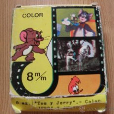 Cine: TOM Y JERRY - COLOR - JERRY Y JUMBO - PELICULAS BIANCHI. Lote 43219880