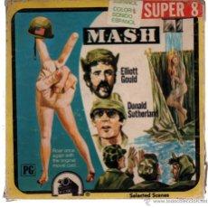 Cine: SUPER 8 MASH. SELECTED SCENES. COLOR SONIDO ESPAÑOL. M.A.S.H.. Lote 46163026