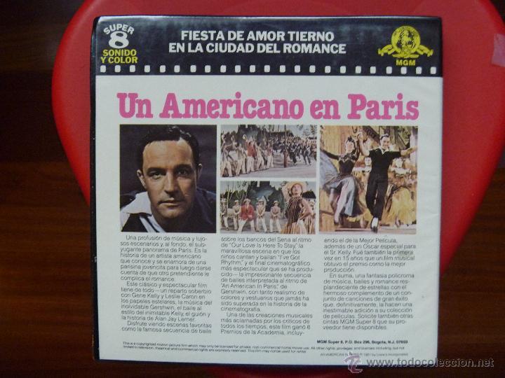 Cine: Un americano en Paris Super 8 - Foto 3 - 113412710