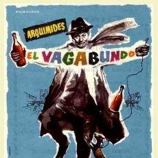 Cine: SUPER 8 ++ ARQUÍMEDES EL VAGABUNDO ++ LARGOMETRAJE CON JEAN GABIN. Lote 47511859