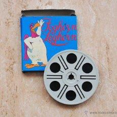 Cine: ANTIGUA PELICULA SUPER 8 MM FOGHORN LEGHORN WARNER BROS 1972 TECHNO FILM. Lote 49000125