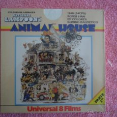 Cine: COLEGIO DE ANIMALES UNIVERSAL 8 FILMS 7014 SUPER 8 ANIMAL HOUSE. Lote 49098498