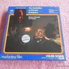 Cine: EL PADRINO MARKETING FILM 403-3 SUPER 8 1979 PARAMOUNT FRANCIS FORD COPPOLA. Lote 104936430
