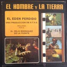 Cinéma: PELICULA SUPER 8 EL HOMBRE Y LA TIERRA FELIX RODRIGUEZ DE LA FUENTE Nº 17 UN PUEBLO BRAVO. Lote 49635607