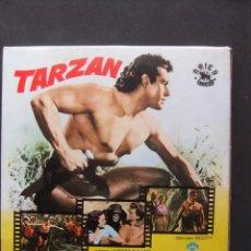Cine: TARZAN Y EL SAFARI PERDIDO SONORA EN ESPAÑOL SUPER 8 CON GORDON SCOTT. Lote 53412296