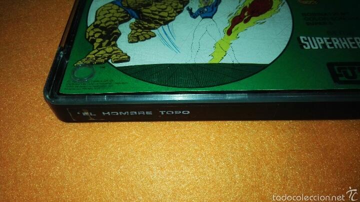 Cine: Cinta Super 8 mm con capitulo serie superheroes los 4 fantásticos - Foto 2 - 54334531