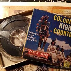Cine: COLORADO HIGH COUNTRY - PELICULA SUPER 8 - PERFECTO ESTADO. Lote 57869049