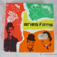 Cinema: PELICULA SUPER 8 - ABBOTT Y COSTELLO – PILOTOS DE OCASION - MUDA - ARIES FILMS 2751. Lote 54928262