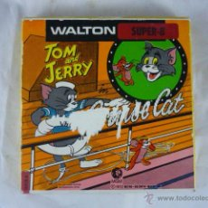 Cinema: TOM AND JERRY IN CRUISE CAT - PELICULA SUPER 8 - MGM TJ4 - 1973. Lote 54928353