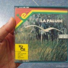 Cine: LA PALUDE-CORTOMETRAJE-SUPER 8 MM –VINTAGE FILM. Lote 56851425